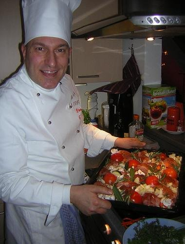 Rent a Cook, ©CW.Moeller HzB, La Truffe Party-Service Hannover, Gourmet Event Catering