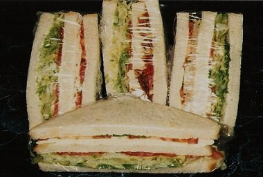 Sandwiches, La Truffe Party-Service Hannover, Gourmet Event Catering