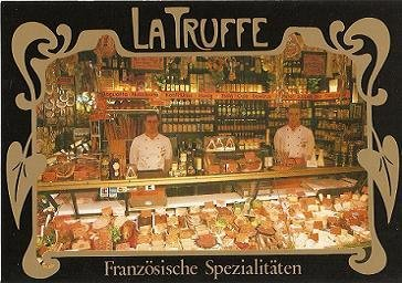 ?La Truffe Party-Service 1986, Markthalle Hannover